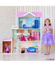 Кукольный дом Розали Гранд PAREMO