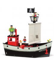 Пиратский корабль Пеппи Длинный чулок Micki