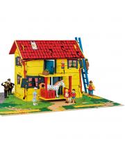Кукольный домик Пеппи Длинный чулок Micki