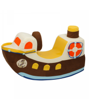 Детская качалка Кораблик PAREMO
