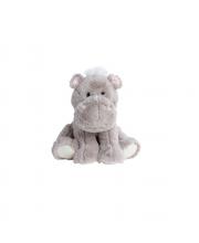 Мягкая игрушка Бегемот 30 см MOLLI