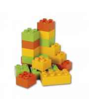 Строительные кубики 18 штук для грузовика EFKO