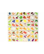 Игровой набор Лото грибы-ягоды PAREMO