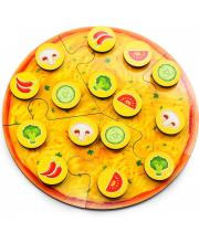 Пазл Собери Пиццу вегетарианскую PAREMO