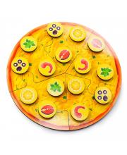Собери Пиццу с морепродуктами PAREMO