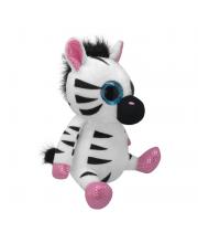 Мягкая игрушка Зебра Wild Planet