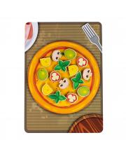 Игровой набор Липучка Пицца грибная PAREMO