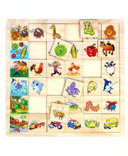 Игровой набор Ассоциации PAREMO
