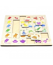 Игровой набор Ассоциации Цвет PAREMO