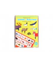 Игровой набор Домино Животные PAREMO