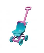 Прогулочная коляска с ручкой и козырьком Terides
