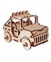 Сборная игрушка серии Я конструктор Джип PAREMO