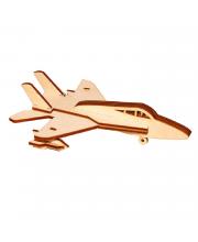 Сборная игрушка серии Я конструктор Самолет-истребитель PAREMO