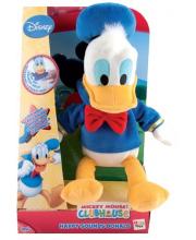 Утенок Donald со звуком с батарейками в коробке IMC Toys