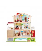 Кукольный семейный особняк Hape