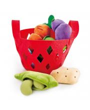 Игровой набор Овощная корзина Hape