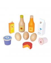 Игровой набор продуктов Здоровое питание Hape