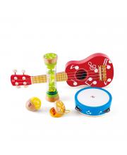 Набор музыкальных игрушек Мини группа Hape