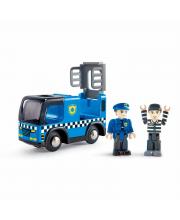 Полицейская машина с сиреной Hape