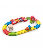 Сенсорная музыкальная железная дорога Hape