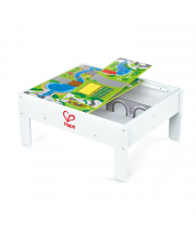 Двусторонний стол с системой хранения Hape