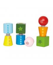 Игрушка Развивающая Закручивающиеся кубики Hape