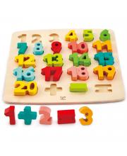 Головоломка-мозаика Математическая Hape