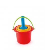 Игрушка для игры в песочнице Пляжный набор 5 в 1 Hape