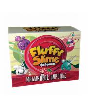 Набор для опытов фабрика флаффи слайма Малиновое варенье Инновации для детей