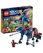 Конструктор Нексо Ланс и его механический конь LEGO