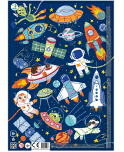 Пазл Космос в рамке Dodo