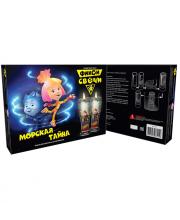 Набор для создания гелевых свечей Фикси Морская тайна Инновации для детей