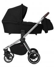 Детская коляска 3 в 1 Epica Space Black CARRELLO