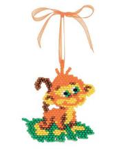 Набор для плетения из бисера Объемная фигурка Лимпопо РИОЛИС