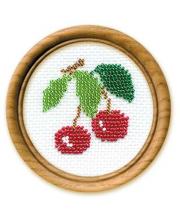 Набор для плетения из бисера Вишенки РИОЛИС