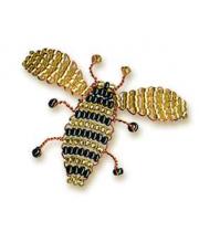 Набор для плетения из бисера Пчела РИОЛИС