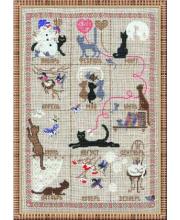 Набор для вышивания Календарь РИОЛИС