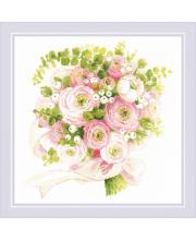 Набор для вышивания Свадебный букет РИОЛИС