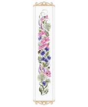 Набор для вышивания Цветочное ассорти РИОЛИС