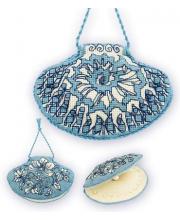 Набор для вышивания Игольница Ракушка РИОЛИС