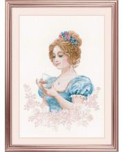 Набор для вышивания Чайный клуб РИОЛИС