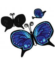 Набор для вышивания Магнит/игольница Бабочка РИОЛИС