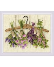 Набор для вышивания Пряные травы РИОЛИС