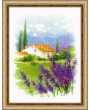 Набор для вышивания Ферма в Провансе РИОЛИС