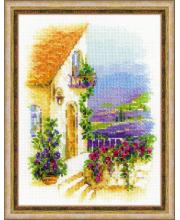 Набор для вышивания Прованская улочка РИОЛИС