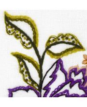 Набор для вышивания Цветочные мотивы РИОЛИС