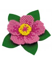 Набор для вышивания Магнит Цветок РИОЛИС