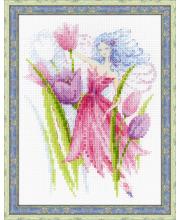 Набор для вышивания Фея весеннего ветерка РИОЛИС
