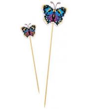 Набор для вышивания Украшение для цветов Бабочка РИОЛИС
