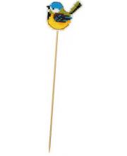 Набор для вышивания Украшение для цветов Птичка-синичка РИОЛИС